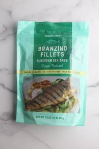 Trader Joe's Branzino Fillets