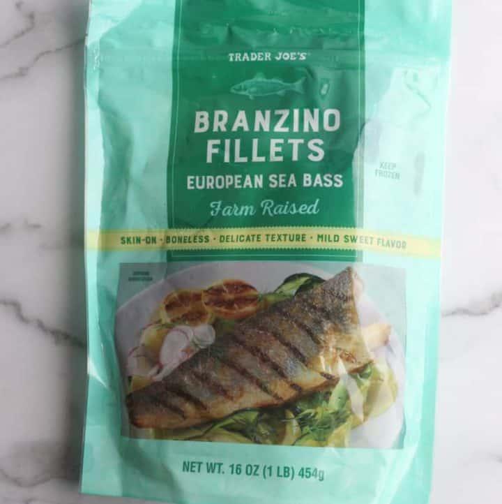 Trader Joe's Branzino Fillets
