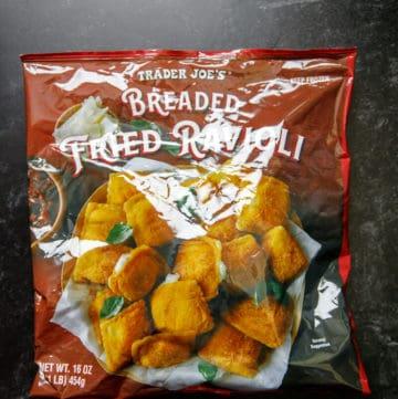 Trader Joe's Breaded Fried Ravioli