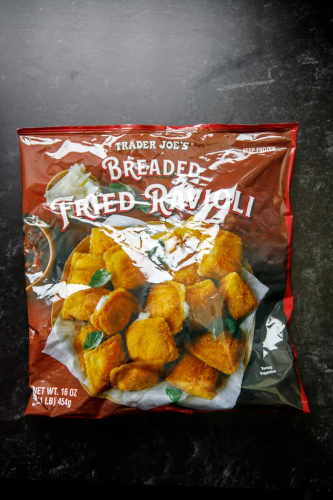 Trader Joe's Breaded Fried Ravioli