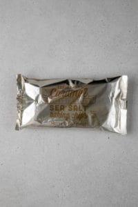 Trader Joe's Caramel Sea Salt Baking Chips unopened